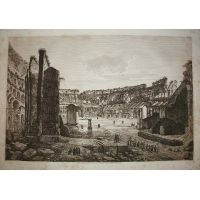 2) Colosseo - Roma - L. Rossini 1823