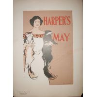 Harper's May - E. Penfield 1895-1900