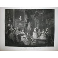 The Indian Emperor - Hogarth / Heath 1822